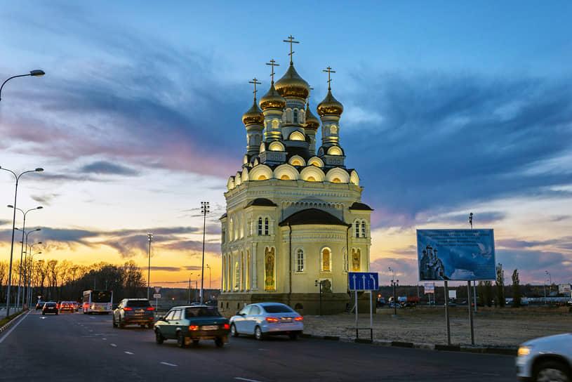 Церковь Петра и Февронии Муромских, Воронеж