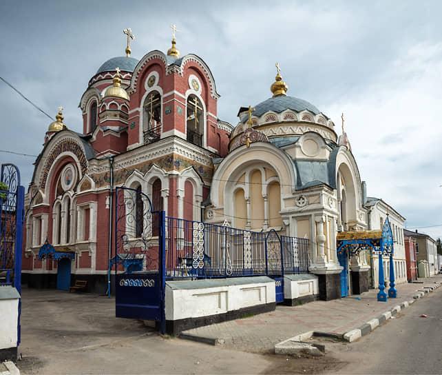 Церковь Михаила Тверского и Александра Невского, Елец
