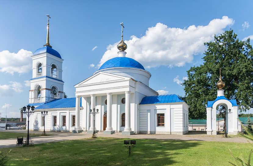 Церковь Успения Пресвятой Богородицы, село Тулиновка Тамбовской области