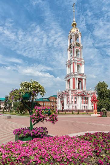 Колокольня Казанского Богородичного мужского монастыря, Тамбов