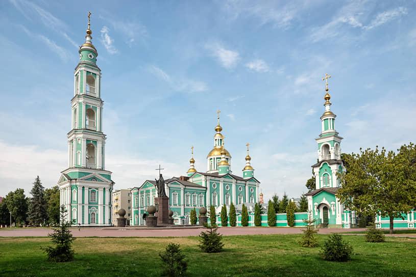 Спасо-Преображенский кафедральный собор, Тамбов