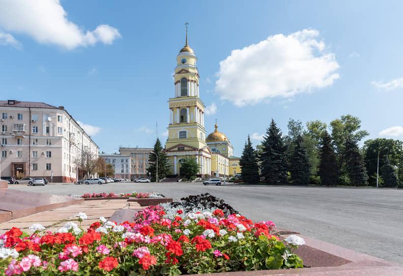 Храм Рождества Христова, Липецк
