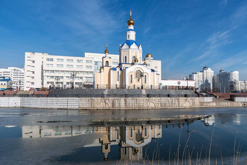 Церковь Архангела Гавриила, Белгород