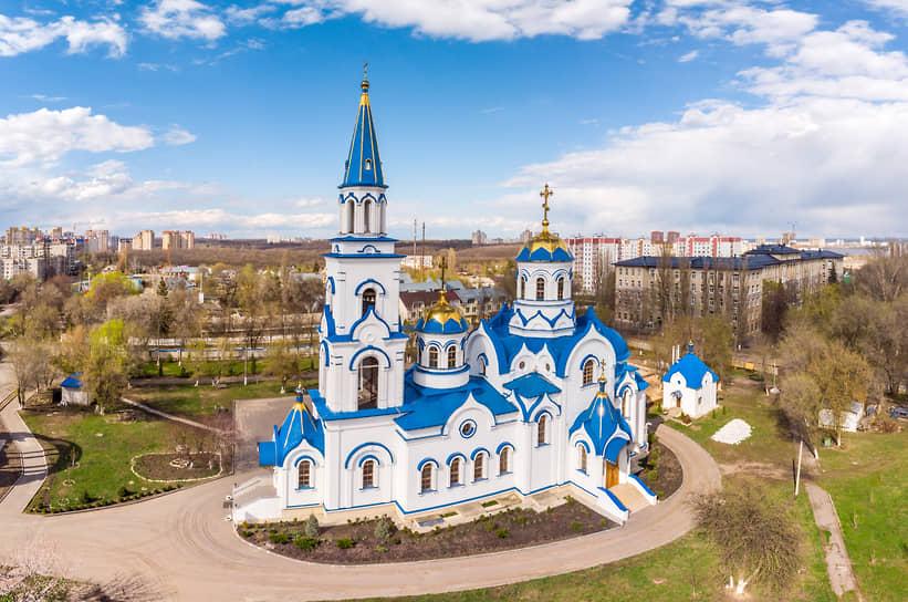 Церковь Святого равноапостольного князя Владимира, Воронеж