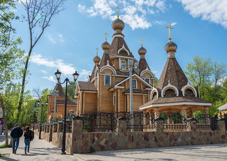 Церковь Вознесения Господня, Воронеж