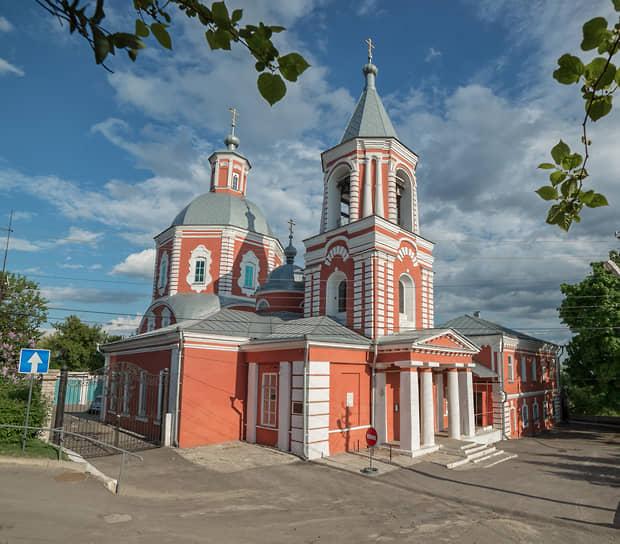Церковь Илии Пророка, Воронеж