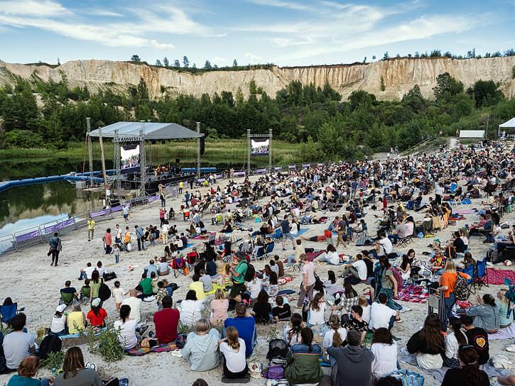 Музыкальная программа Платоновского фестиваля была представлена четырьмя академическими концертами и опен-эйром «Музыка мира», собравшим в спорткомплексе «Белый колодец» около 3 тыс. зрителей