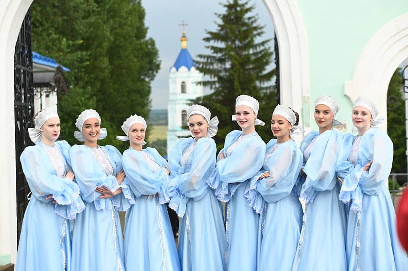 Двадцатая Курская Коренская ярмарка в местечке Свобода