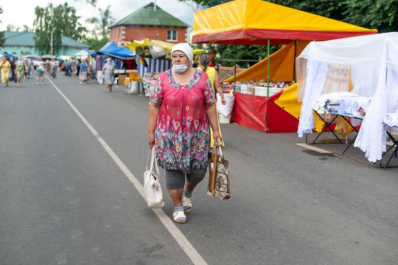 Региональный оперштаб по предупреждению распространения коронавируса решил провести Курскую Коренскую ярмарку «в усеченном формате»