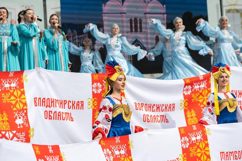 Двадцатая Курская Коренская ярмарка