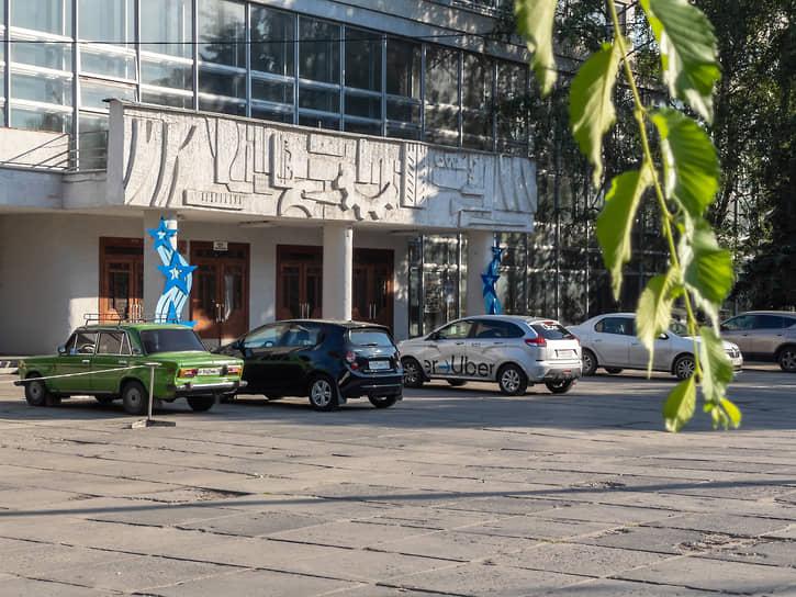 В ФК «Аксиома» уже работают над концепцией освоения участка ДК, презентовать ее планируют «месяца через два»
