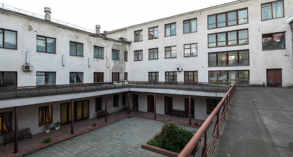 Здание не является памятником культурного наследия