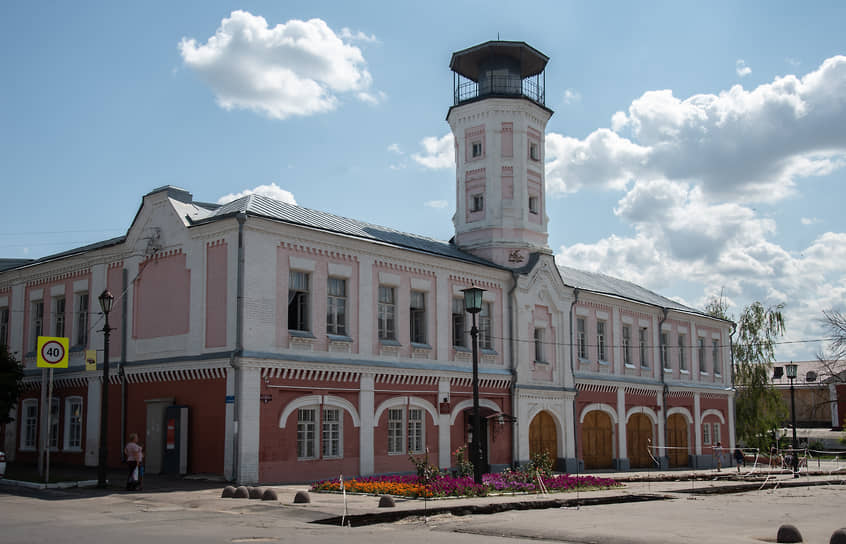 Острогожск. Историко-художественный музей им. И.Н. Крамского