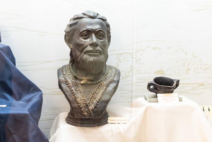 Острогожск. Экспозиция в  Историко-художественном музее им. И.Н. Крамского