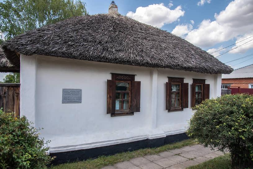 Острогожск. Дом музей художника И.Н. Крамского