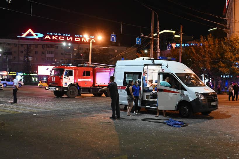 В результате происшествия пострадали 19 человек, две женщины скончалась в реанимации