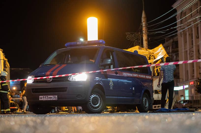 Поздно вечером СКР сообщил о возбуждении уголовного дела по факту ненадлежащего оказания услуг по перевозке пассажиров, повлекшего по неосторожности причинение тяжкого вреда здоровью граждан