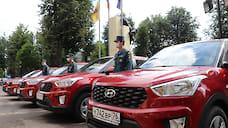 Ярославское МЧС получило пять новых внедорожников