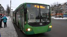 В троллейбусах Рыбинска ввели безналичную систему оплаты проезда