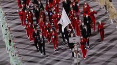 Ярославец Максим Михайлов возглавил парад российских атлетов на открытии Олимпиады