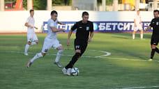 Ярославский «Шинник» проиграл в Кубке России