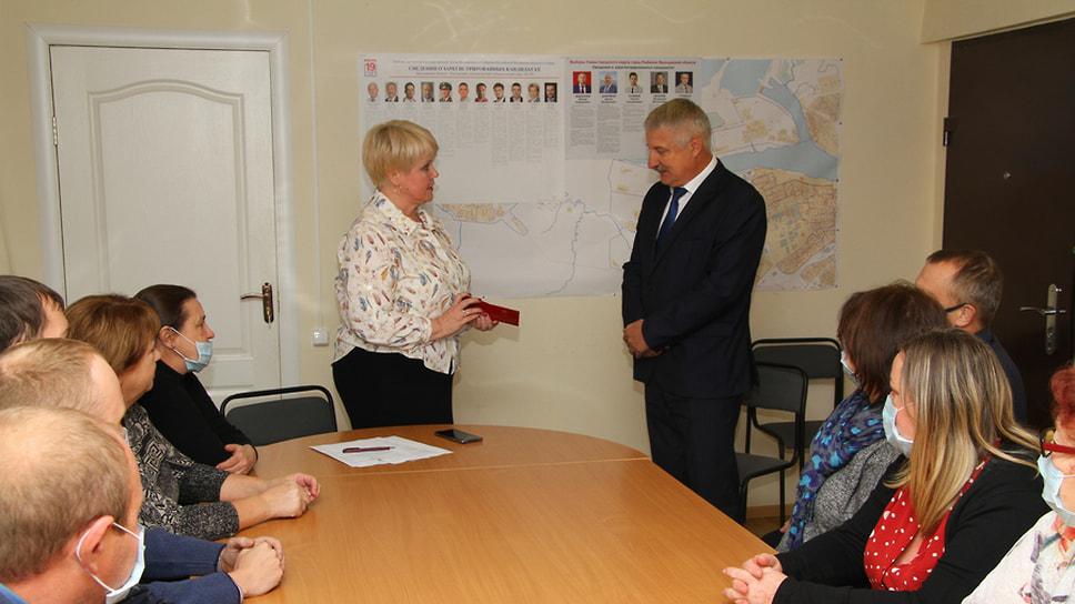 Пресс-служба администрации Рыбинска