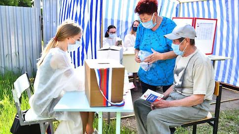 Большая правка  / За пять дней в Ярославской области по поправкам в Конституцию проголосовали более 340 тысяч человек