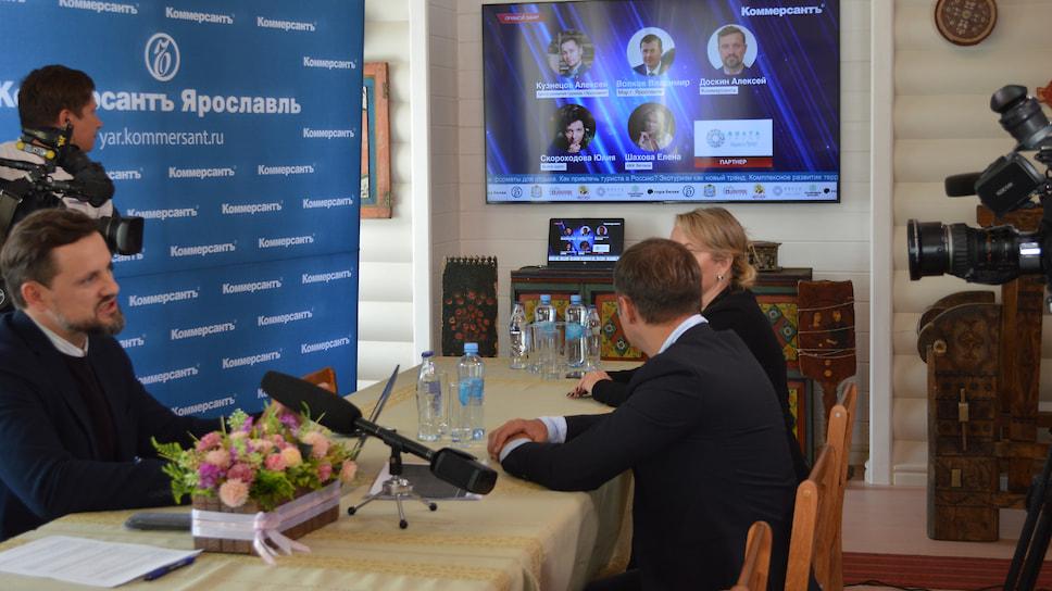 Ярославль подключается к прямому эфиру
