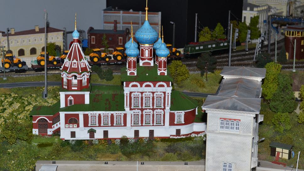 Церковь Дмитрия царевича на крови в Угличе