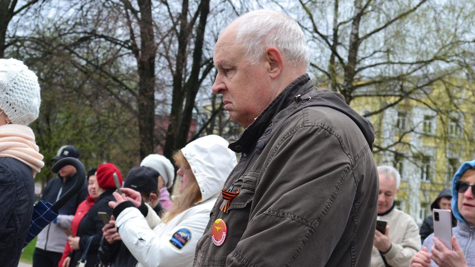 И почтили память героев Великой Отечественной войны.