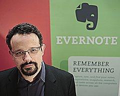 СКАЗКА ДЛЯ ВЗРОСЛЫХ Фил, он же Филипп, Либин доказал свой профессионализм волшебным превращением Evernote в интернет-лебедя