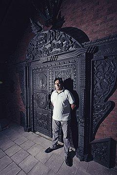 Ворота в будущееСначала Руслан Байрамов переживал, что у него могут иссякнуть идеи, теперь — что он не успеет их воплотить