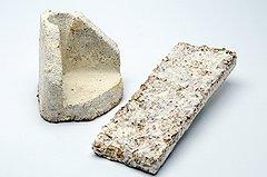 Живая упаковкаИз грибов выращивают упаковочный материал,  заменяющий пенопласт