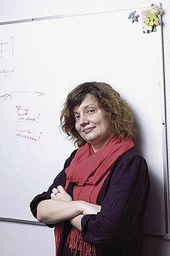 Алена Владимирская, основатель сервиса подбора кадров Pruffi