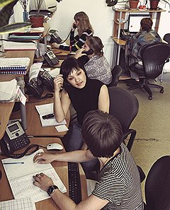 Доктор по вызовуВ call-центре компании работают только сотрудники с медицинским образованием