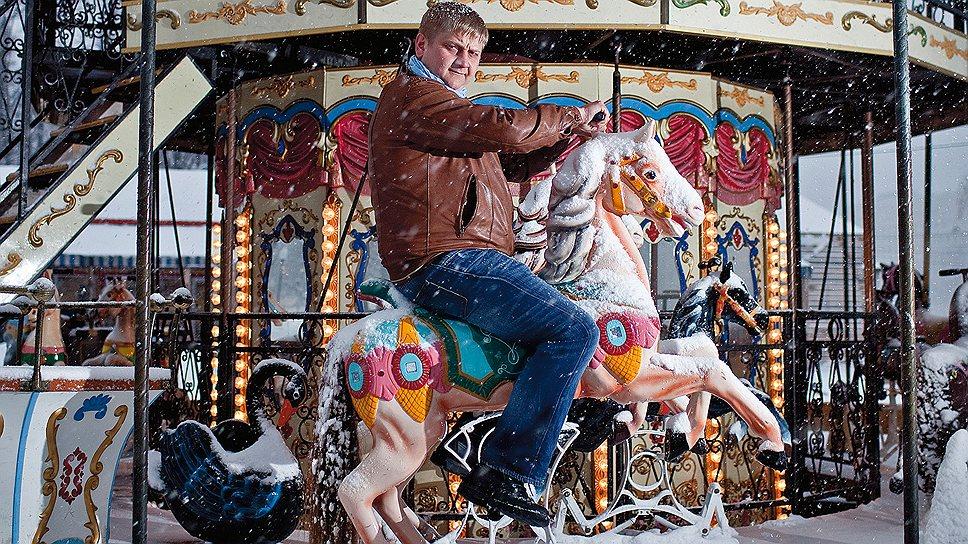 Невеселая карусельСергей Копылов не сумел наскоком захватить рынок детских товаров