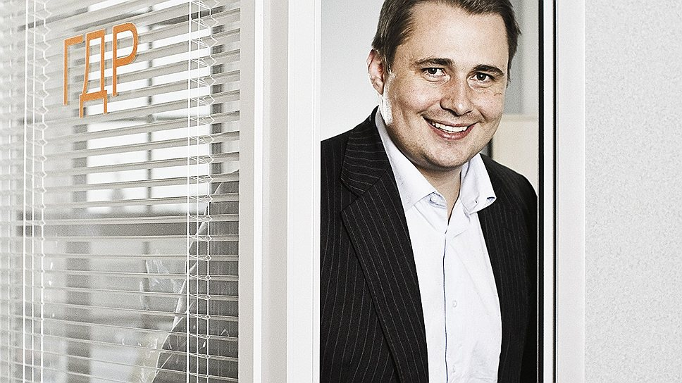 Гений продажГоворят, в работе с инвесторами Оскару Хартманну нет равных