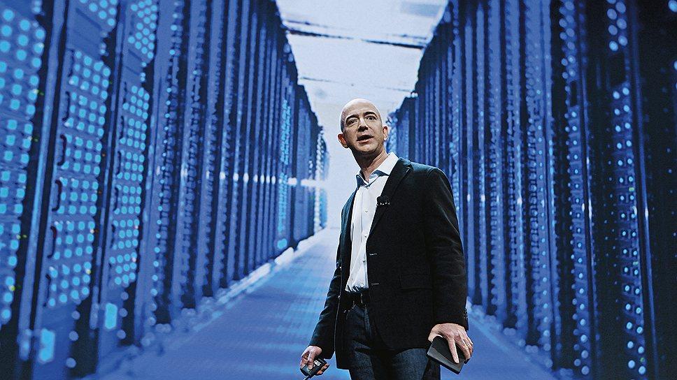 Джеффри Безос, основатель и CEO Amazon.com