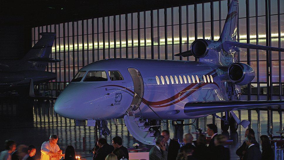 Военная подготовка. Бизнес-джеты Falcon оказались для компании Dassault Aviation более доходным делом, чем разработка и выпуск боевых истребителей