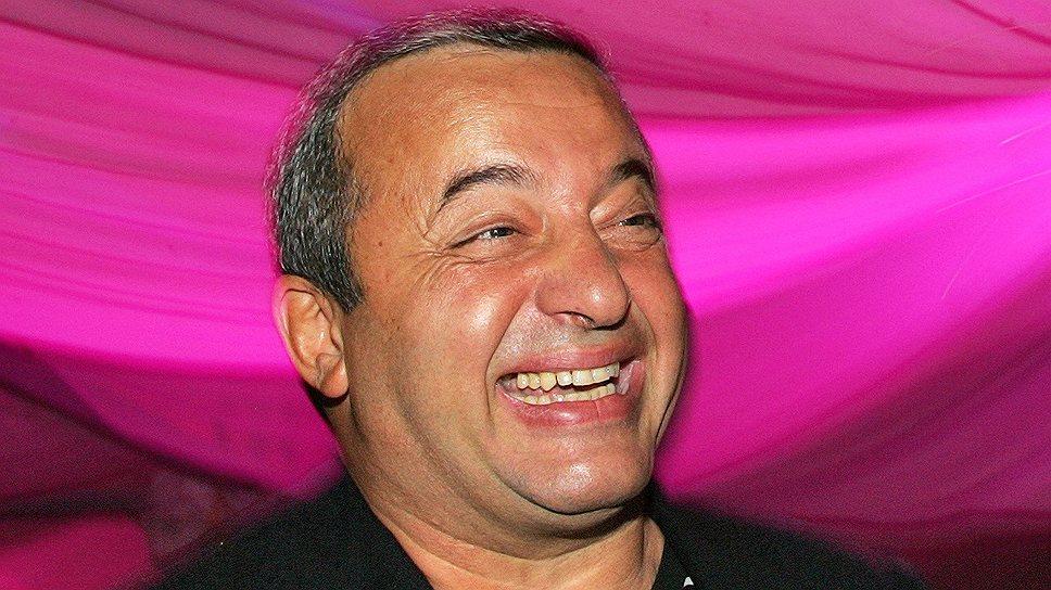 "Экс-совладелец компании ""Вимм-Билль-Данн"", инвестор Гавриил Юшваев"