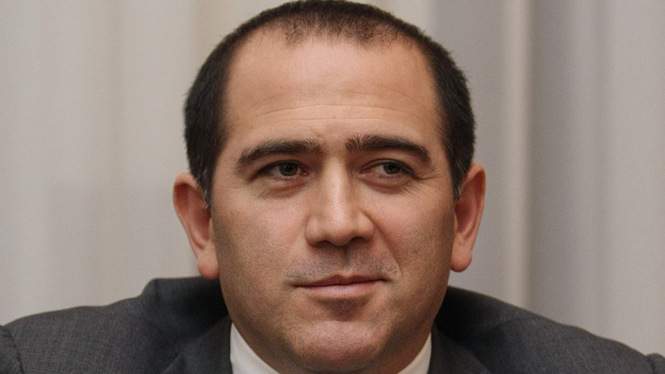 Бывший сенатор от Краснодарского края Ахмед Билалов