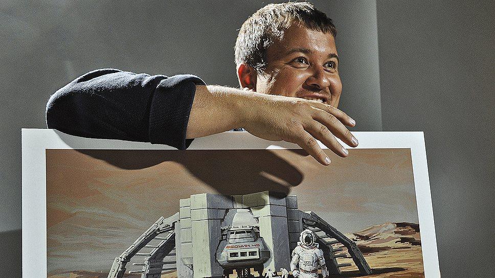 Межпланетный дауншифтинг. Космический туризм Михаилу Кокоричу уже не кажется заоблачной мечтой, он всерьез разрабатывает план путешествия