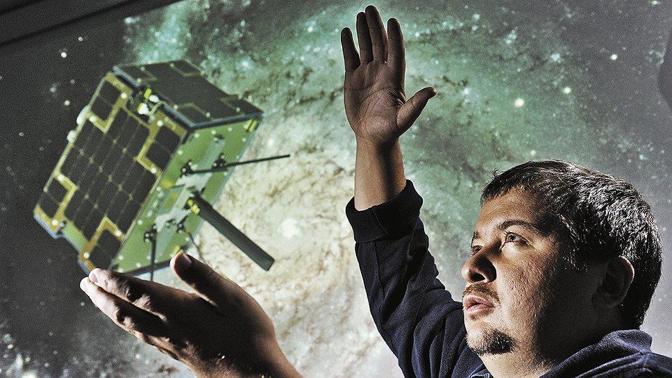 Замах на миллион. Михаил Кокорич всегда интересовался космосом. Учился в заочной аэрокосмической школе физтеха, выписывал журналы по авиации и космонавтике, купил домой мощный телескоп
