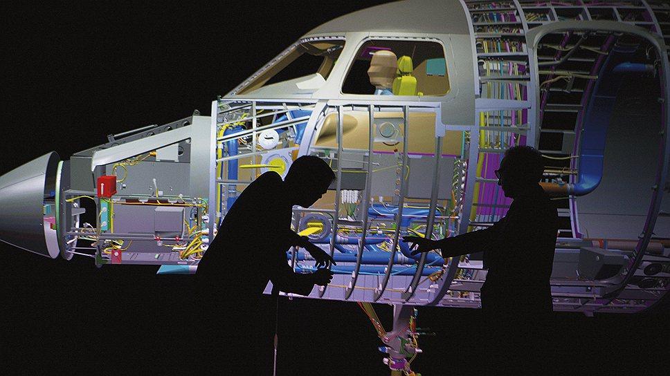 Виртуальный стандарт. Система разработки самолетов в виртуальной среде, созданная в Dassault Aviation, вскоре стала индустриальным стандартом