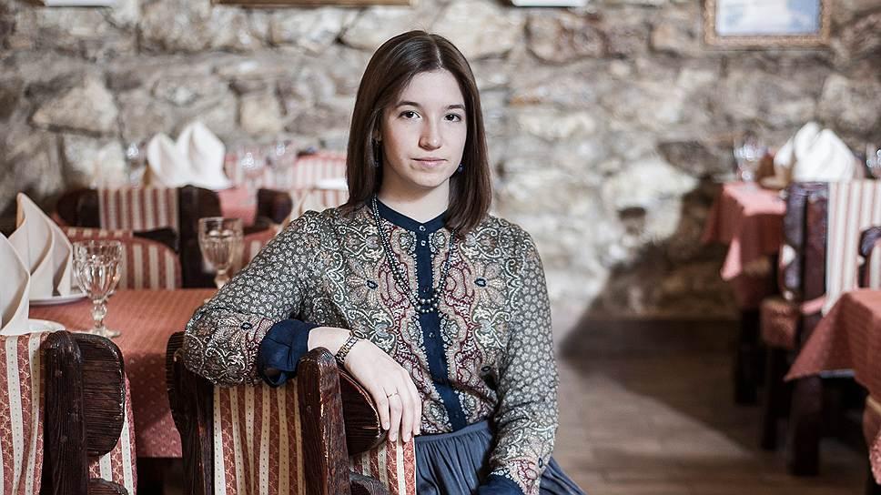 Ваш попечитель. Развитием семейного бизнеса Мария Преснова-Бойко готова заниматься всю оставшуюся жизнь
