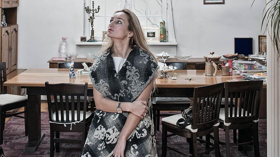 Елена Ордовская-Танаевская совмещает воспитание двух детей  и управление кейтеринговым бизнесом