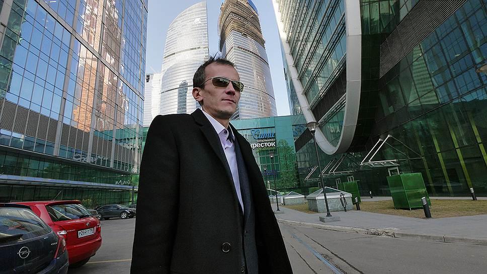 Илья Волошин считает, что без  e-MBA вершины московского Сити ему не покорить