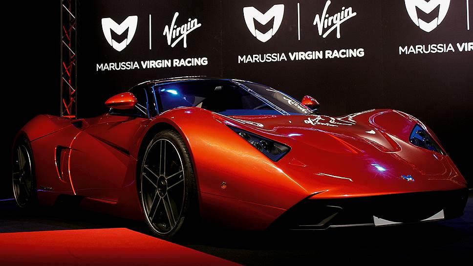 Медвежья услуга для Marussia. Привлекающий всеобщее внимание дизайн первой модели B1 очень долго скрывал недостатки проекта
