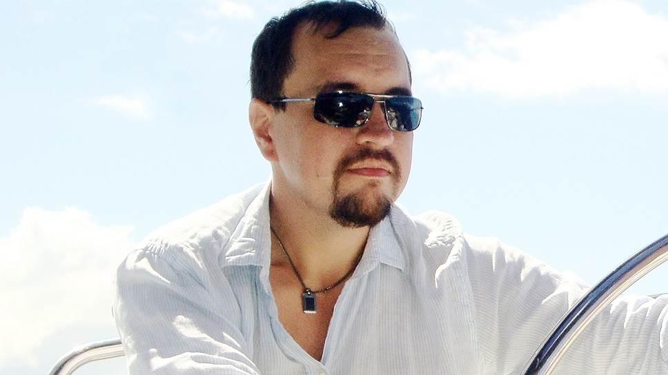 Два капитана. Сергей Аксенов (на фото) и Вадим Журдан, познакомившись на регате, объединили усилия по созданию агрегатора яхт-туров
