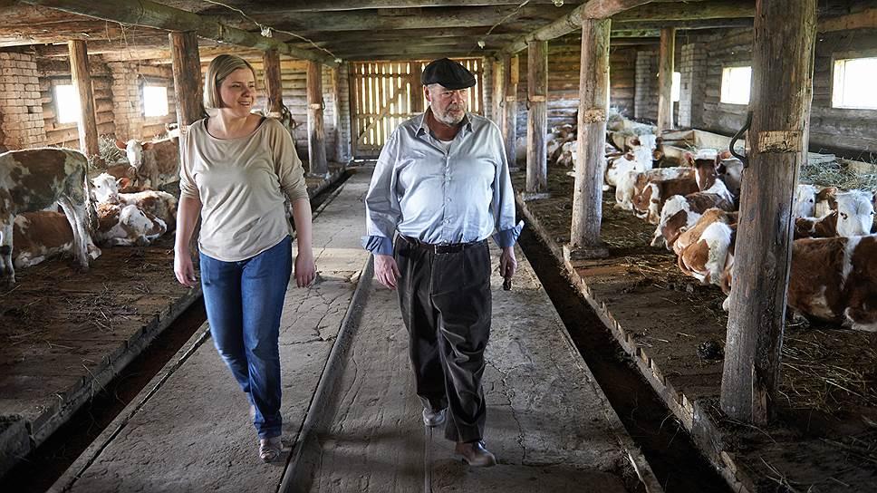 Новые крестьяне. Пьетро и Жанна Мацца променяли жизнь в Италии на будни российских фермеров